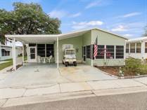 Homes for Sale in Forest Lake Estates, Zephyrhills, Florida $29,999