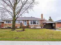 Homes for Sale in Burlington, Ontario $858,000