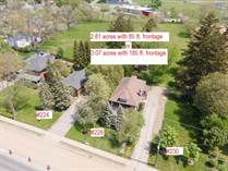 Lots and Land for Sale in West Brant, Brantford, Ontario $6,900,000