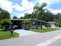 Homes for Sale in Camelot Lakes MHC, Sarasota, Florida $33,000