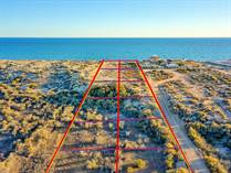 Lots and Land for Sale in East Beach, Puerto Penasco/Rocky Point, Sonora $890,000