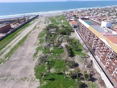 TERRENO COMERCIAL BEACH FRONT EN ROSARITO , Lot Blvd Benito Juarez, Frente Plaza San Fernando, Playas de Rosarito, Baja California