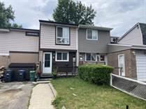 Homes for Sale in Bramela/Central Park, Brampton, Ontario $579,900