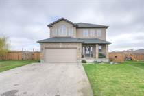 Homes Sold in Ingersoll, Ontario $519,900
