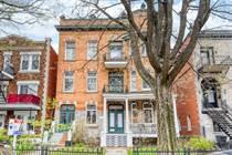 Homes for Sale in Quebec, Le Plateau-Mont-Royal, Quebec $850,000