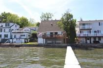 Homes Sold in Conesus Lake, Geneseo, New York $292,000
