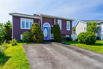 Homes for Sale in Cown Heights, St. John's, Newfoundland and Labrador $319,900