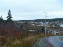 Lots and Land for Sale in New Perlican, Newfoundland and Labrador $9,999