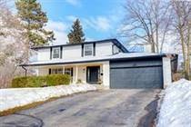 Homes for Sale in West Galt, Cambridge, Ontario $950,000