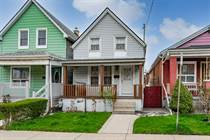 Homes for Sale in Gibson / Stipley , Hamilton, Ontario $525,000