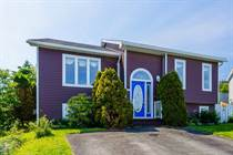 Homes for Sale in Cown Heights, St. John's, Newfoundland and Labrador $309,900
