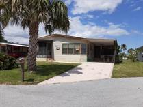 Homes for Sale in Spanish Lakes Fairways, Fort Pierce, Florida $34,995