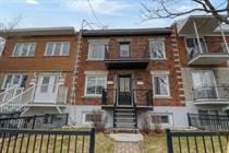 Multifamily Dwellings for Sale in Quebec, Rosemont/La Petite-Patrie, Quebec $775,000