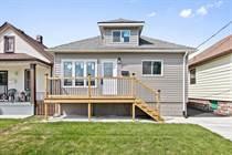 Homes for Sale in Walkerville, Windsor, Ontario $289,900