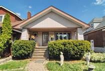 Homes for Sale in Central, Windsor, Ontario $259,900