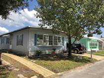 Homes for Sale in Carefree Village, Tampa, Florida $42,000
