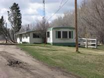 Homes for Sale in Sangudo, Alberta $127,500