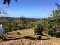 Lots and Land for Sale in Santa Teresa, Puntarenas $30,000