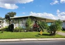 Homes for Sale in Caribbean Estates, New Port Richey, Florida $36,500