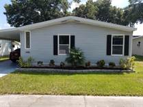 Homes for Sale in Hacienda Heights, Riverview, Florida $52,500