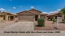Homes for Sale in Rancho El Dorado, Maricopa (Pinal County), Arizona $187,800