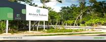 Lots and Land for Sale in Rivera Tulum , Tulum, Quintana Roo $45,000