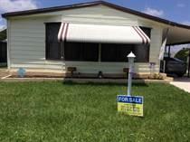 Homes for Sale in Lamplighter Village, Melbourne, Florida $45,900