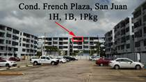Condos for Rent/Lease in French Plaza, Hato Rey, Puerto Rico $700 monthly