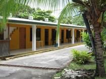 Commercial Real Estate for Sale in Santa Teresa, Puntarenas $350,000