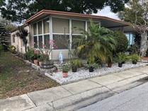 Homes Sold in Shady Lane Oaks, Clearwater, Florida $16,900