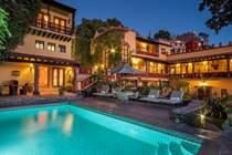 Homes Sold in Centro, San Miguel de Allende, Guanajuato $6,500,000