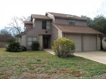 Homes for Sale in San Antonio, Texas $299,000