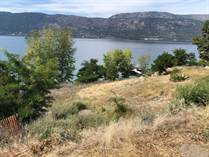 Lots and Land for Sale in Lake Country North West, Lake Country, BC, British Columbia $1,980,000
