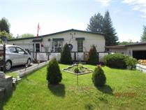 Homes Sold in Ignace, Ontario $49,900