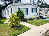Homes for Sale in Island In The Sun, Clearwater, Florida $28,500