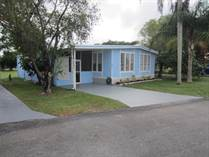 Homes for Sale in Lakewood Village, Vero Beach, Florida $69,900