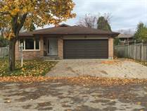 Homes for Sale in Whitlow, London, Ontario $429,000