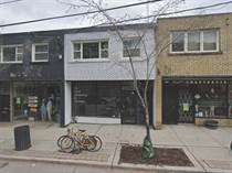 Commercial Real Estate for Rent/Lease in Roncesvalles/Queen, Toronto, Ontario $3,500 monthly