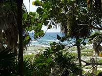 Homes for Sale in Tankah Bay, Soliman/Tankah Bay, Quintana Roo $395,000