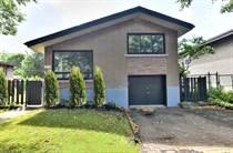 Homes for Sale in Bordeaux-Cartierville, Montréal, Quebec $599,900