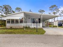 Homes for Sale in Whispering Pines MHP, Kissimmee, Florida $45,000