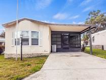 Homes for Sale in Arbor Oaks Mobile Home Park, Zephyrhills, Florida $12,000