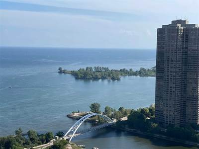 105 The Queensway Way, Suite 3406, Toronto, Ontario