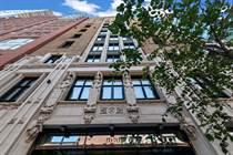 Homes Sold in Ville Marie, Montréal, Quebec $439,000