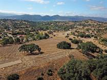 Lots and Land for Sale in Regency Hills, Solvang, California $529,000