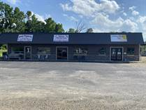 Commercial Real Estate for Sale in Mount Ida, Arkansas $235,000