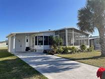 Homes for Sale in Spanish Lakes Fairways, Fort Pierce, Florida $39,995