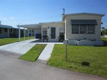 Homes for Sale in Twin Palms Mobile Home Park, Lakeland, Florida $9,900