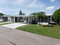 Homes Sold in Country Place MHP, New Port Richey, Florida $34,900