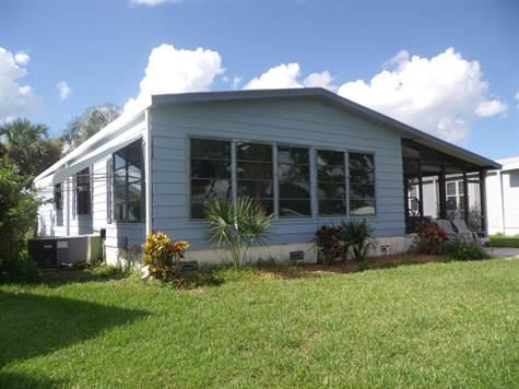 1400 90th Ave Lot 223 Vero Beach Florida by Renee McCormick